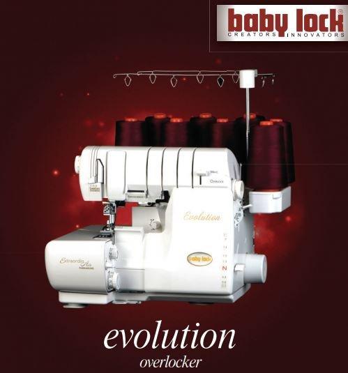 Baby Lock Evolution