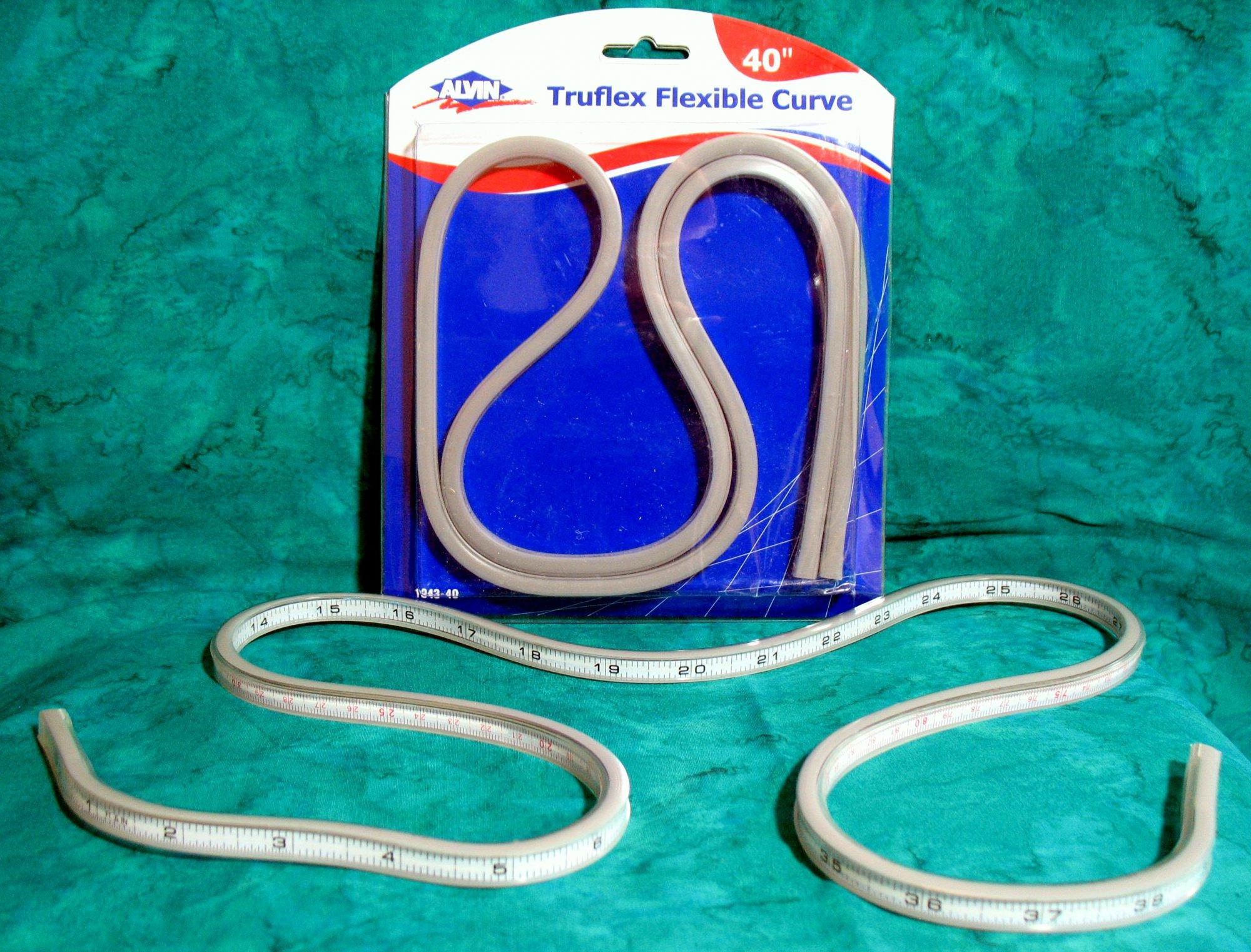 Ruler 40-inch Truflex Flexible Curve