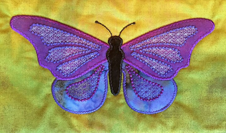 Butterfly 1A: A MEA Digitized Design