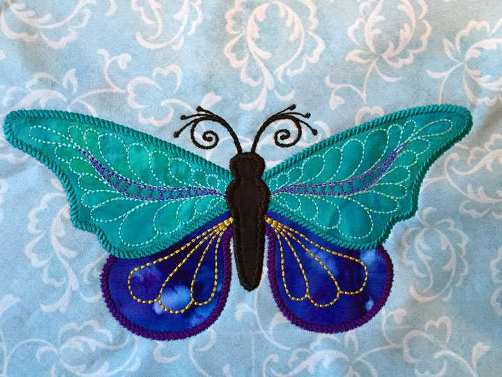 Butterfly 1B:  A MEA Digitized Design