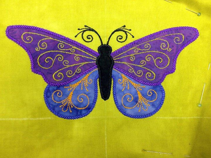 Butterfly 1C: A MEA Digitized Design