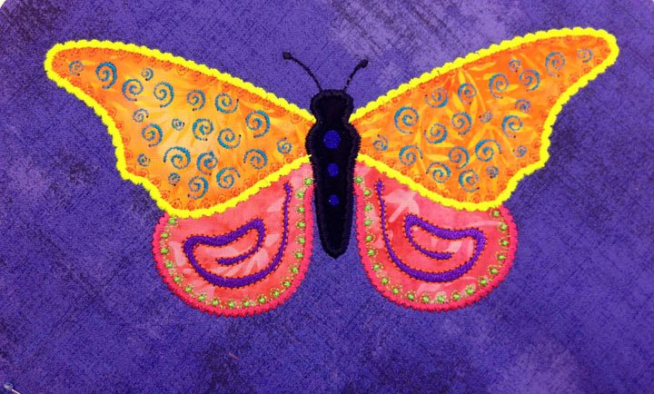 Butterfly 1D: A MEA Digitized Design