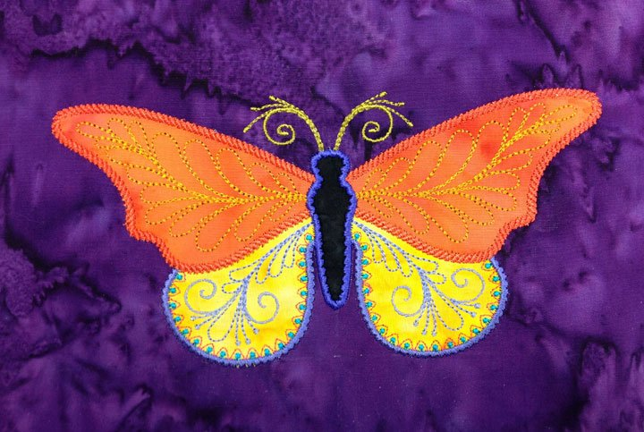 Butterfly 1E: A MEA Digitized Design
