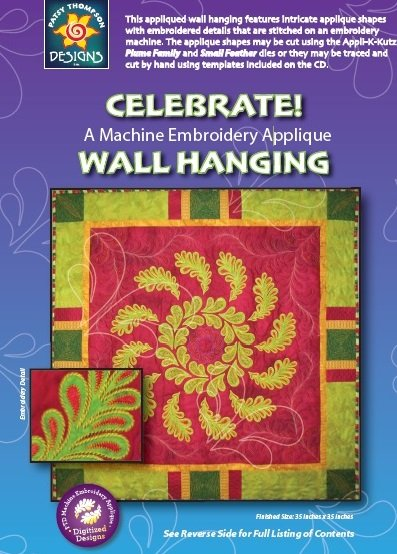 Celebrate! A MEA Wall Hanging ~ Download