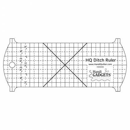 HQ Ditch Ruler