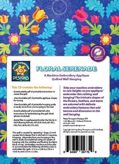 Floral Serenade ~ Download