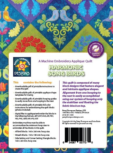 Harmonic Song Birds ~ Download