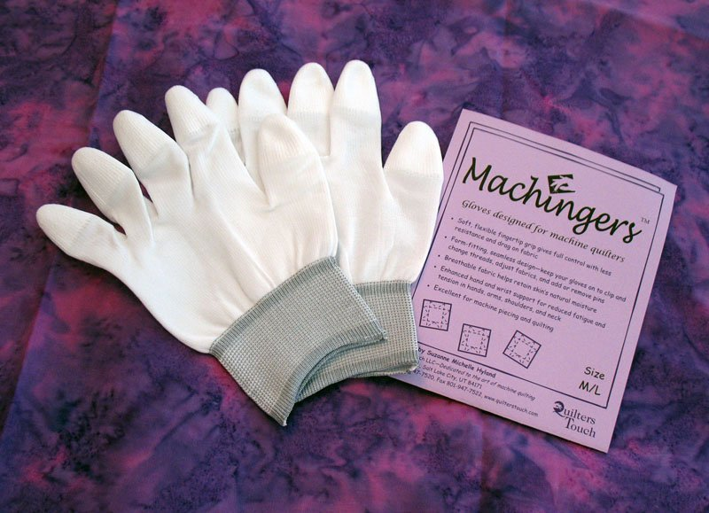 Machingers Quilt Gloves