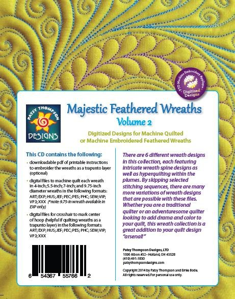 Majestic Feathered Wreath Volume 2 Multi-Format CD