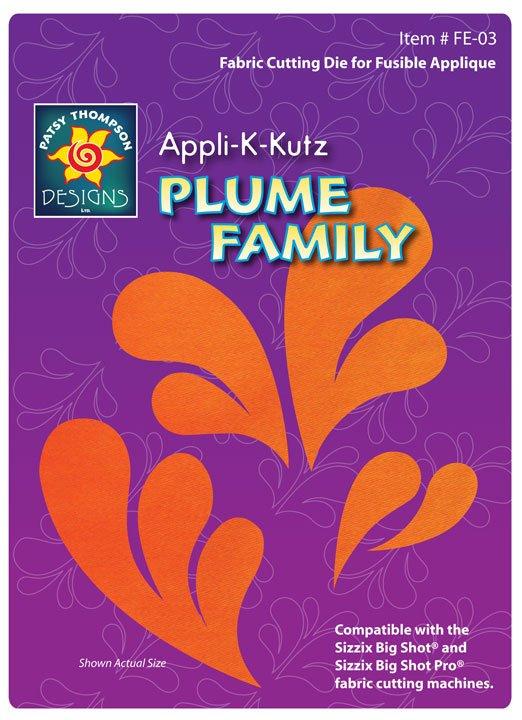 Appli-K-Kutz Plume Family