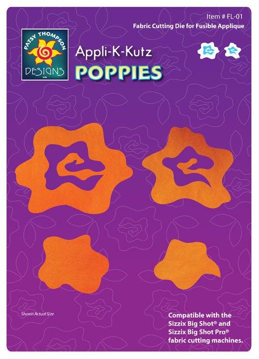 Appli-K-Kutz Poppies