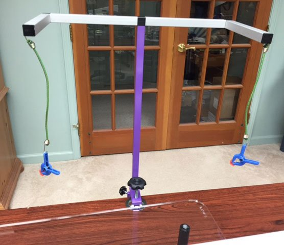 Quilt Suspension System #1 by Patsy Thompson Designs LTD