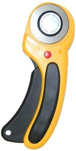 45% OFF Ergonomic OLFA Rotary Cutter 45 mm.