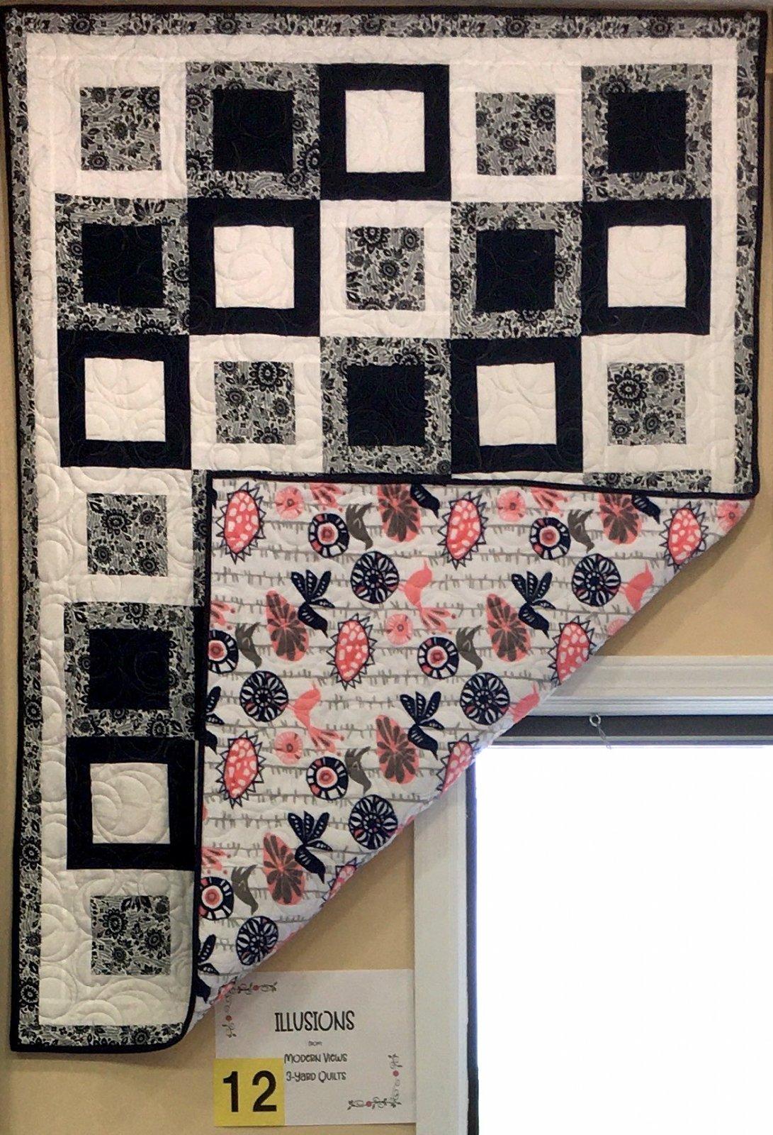 Illusions Fabric Kit #12