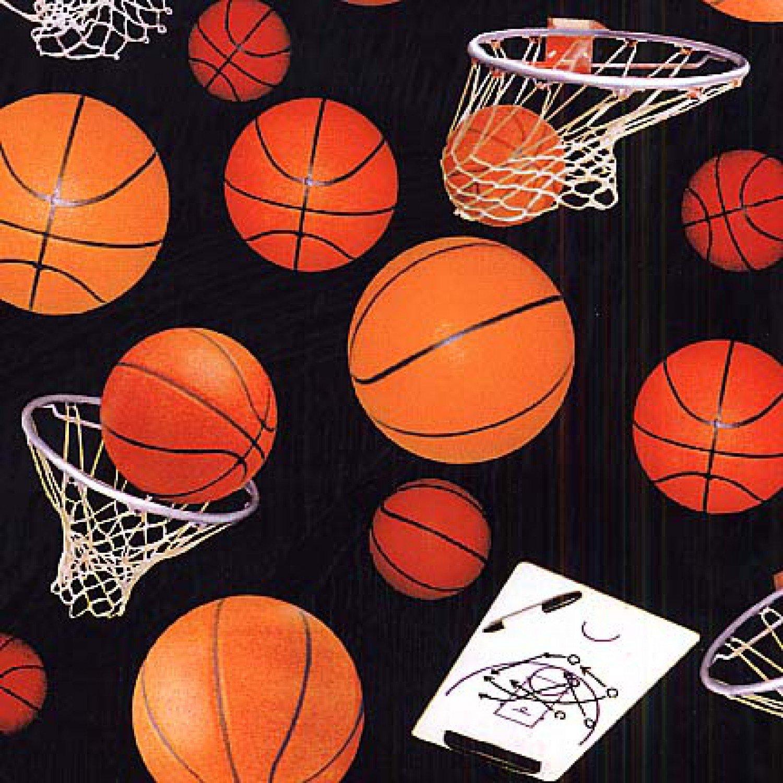132E-BLK Basketball Toss black