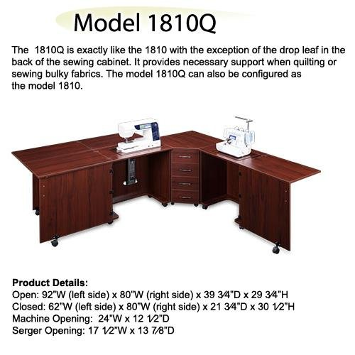 Sewing Cabinets And Accessories
