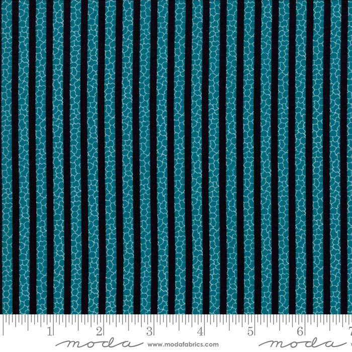 18159-12 Remix Stripes lagoon