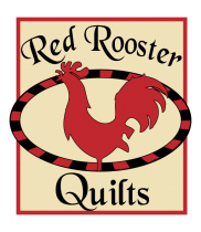 red rooster quilts