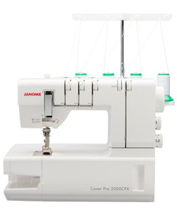 Janome 2000CPX CoverPro Coverstitch Serger