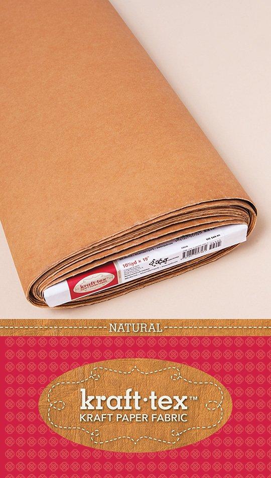 Kraft-Tex Paper natural 20228CT