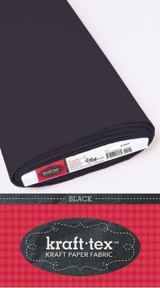 Kraft-Tex Paper black 20247CT