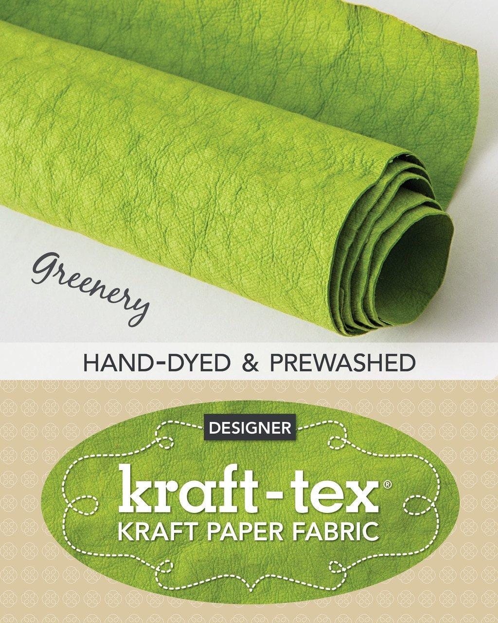 Kraft-Tex Paper Roll greenery 20382CT
