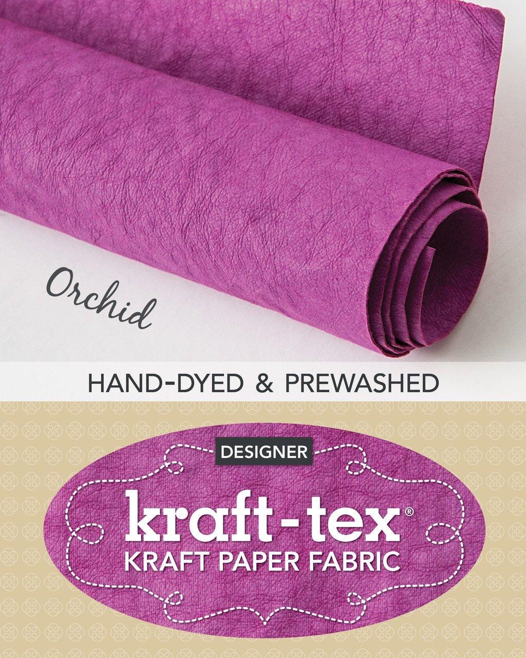 Kraft-Tex Paper Roll orchid 20384CT