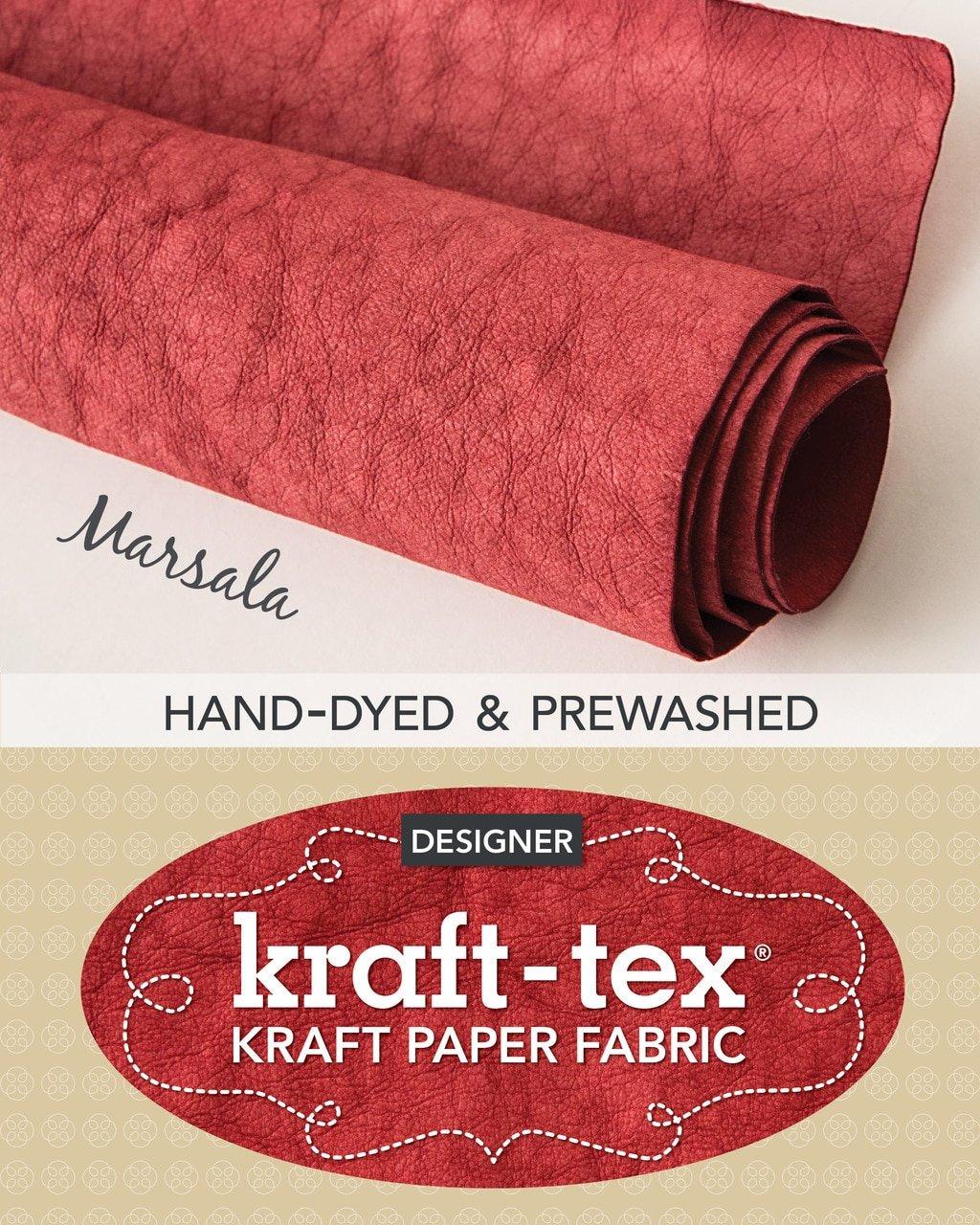 Kraft-Tex Paper Roll marsala 20385CT