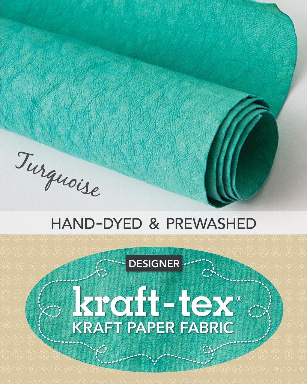 Kraft-Tex Paper Roll turquoise 20387CT