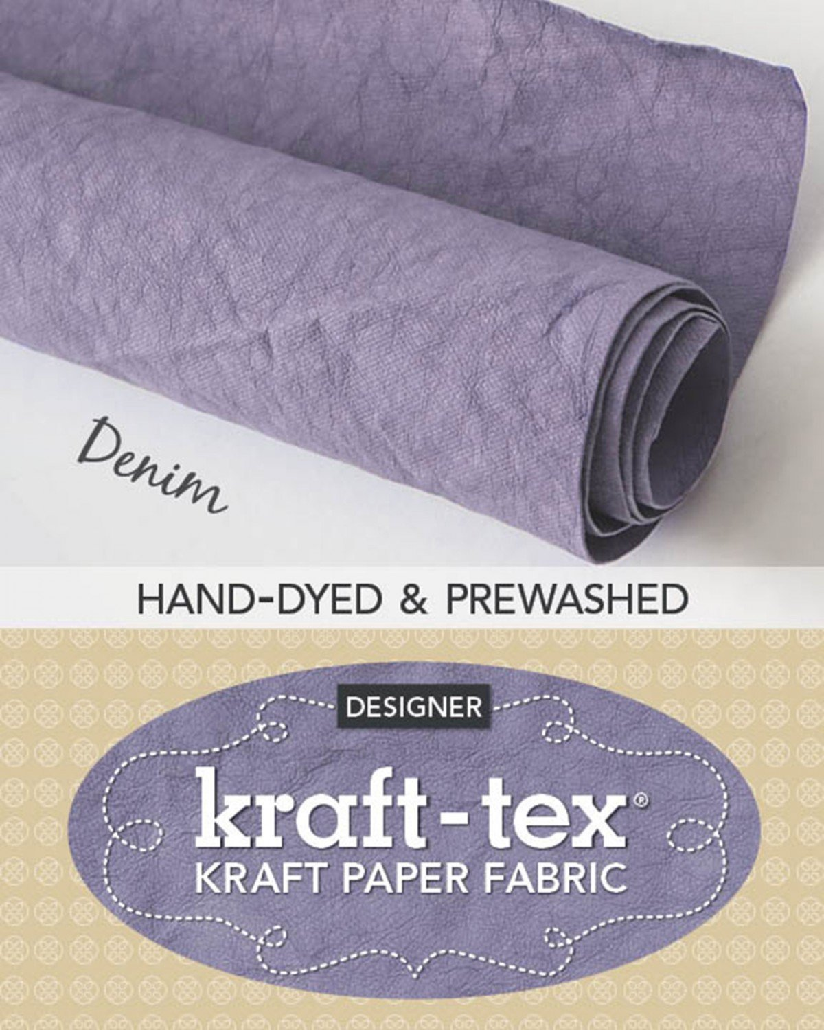 Kraft-Tex Paper Roll denim 20422CT