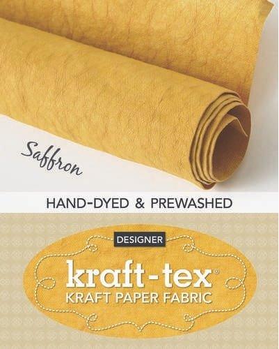 Kraft-Tex Paper Roll saffron 20425CT