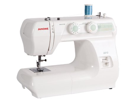 Janome 2212 Mechanical Sewing Machine