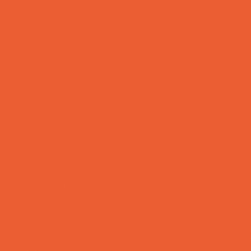 3000B-31 Solid tangerine