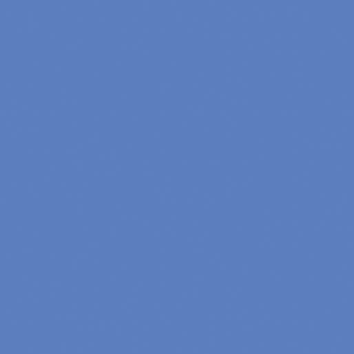 3000B-51 Solid cornflower blue