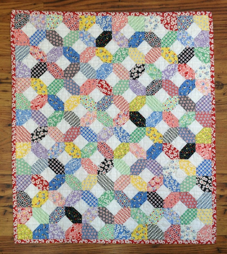 30's Playtime Quilt Pattern - RRQ Original