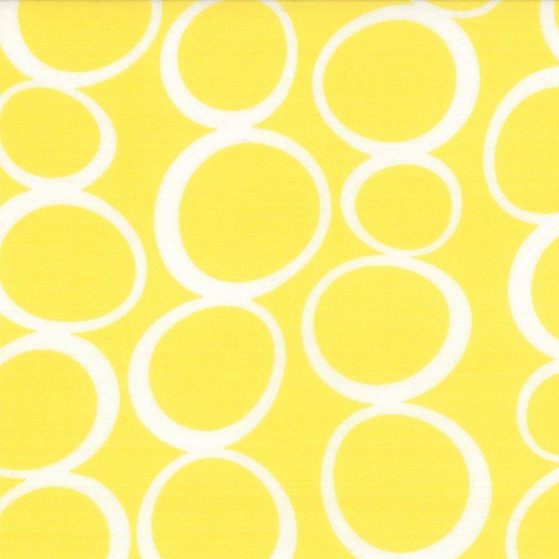 32866-23B Bubbles Banana Yellow