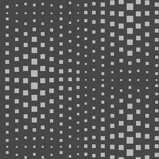 3428-13 Op Squares charcoal