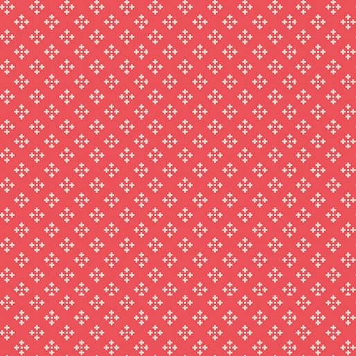 3540-10 Dots red