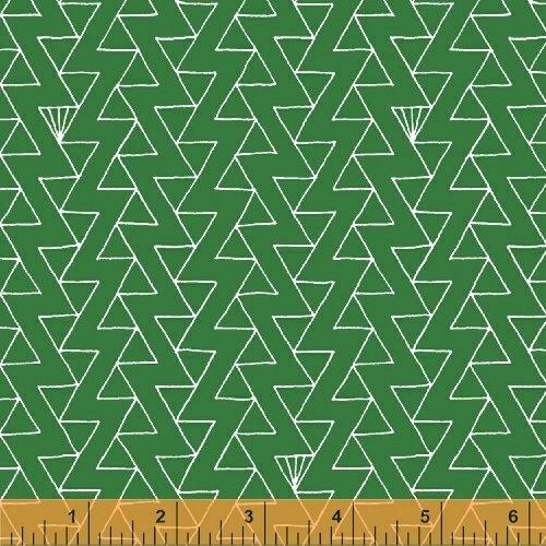 43352-5 Zig Zag clover