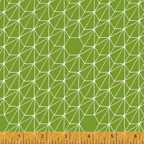 43354-10 Hexagons grass