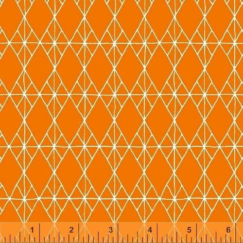 43358-23 Kites tangerine