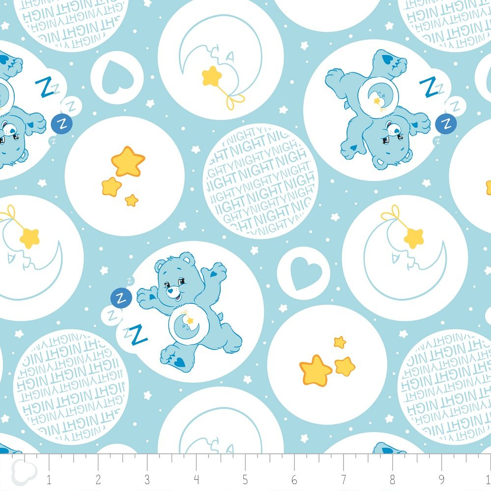Care Bears By American Greetings For Camelot Fabrics