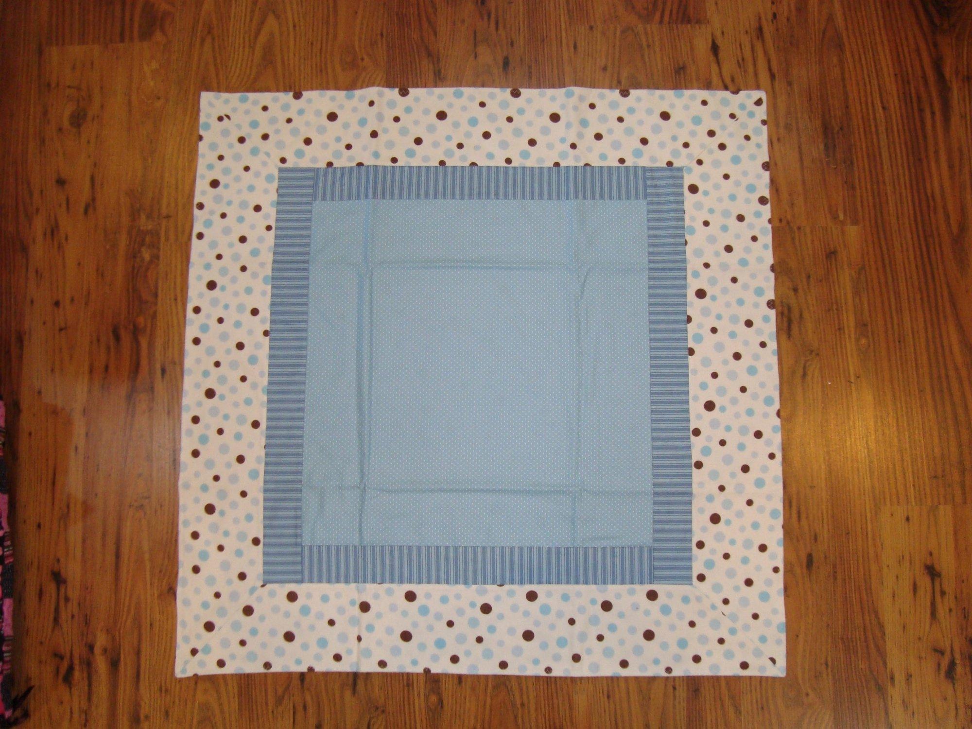 4 B's Baby Blanket Pattern Download - RRQ Original