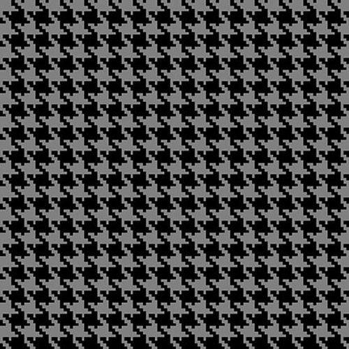 5140-99 Houndstooth black