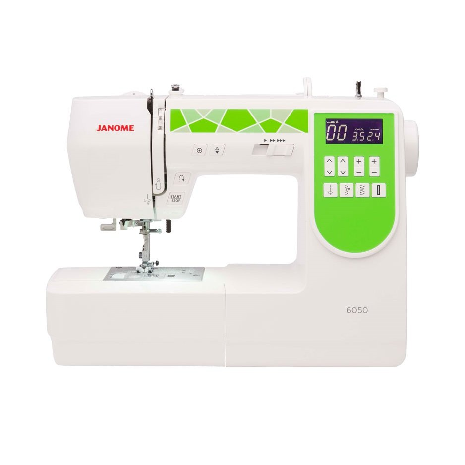 Janome Sew 6050 Sewing Machine
