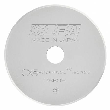 60mm Endurance Rotary Blade Refill 1ct
