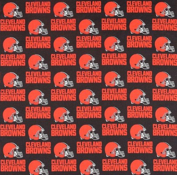 6735-D NFL Cleveland Browns
