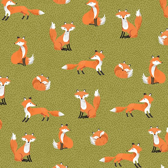 TP-2172-G Foxes green