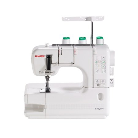 Janome 900CPX CoverPro Machine