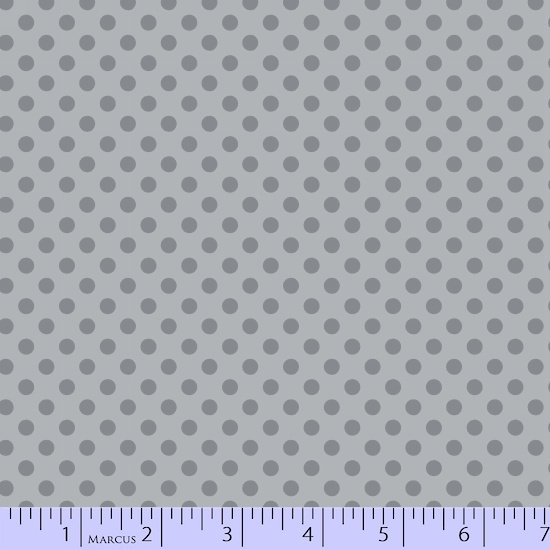 9668-0144 Dots tonal gray